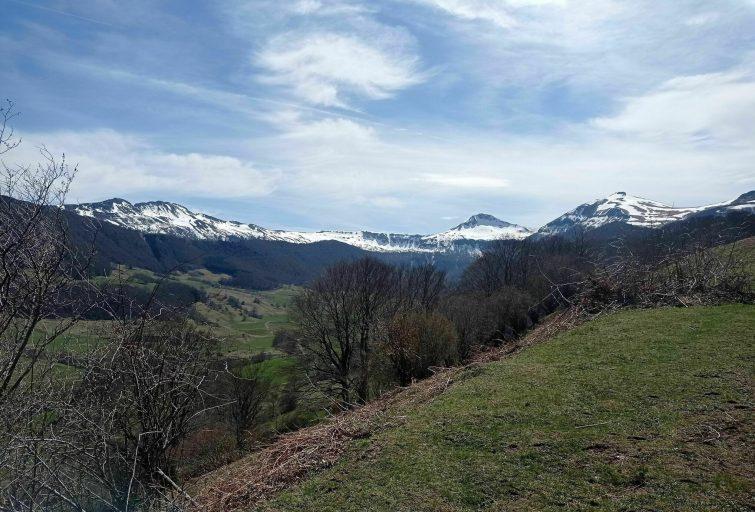 Le Pas de Peyrol au Claux par le Puy Mary