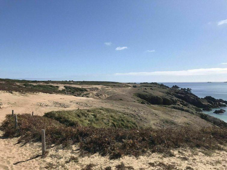 Le Tour de l'île d'Houat