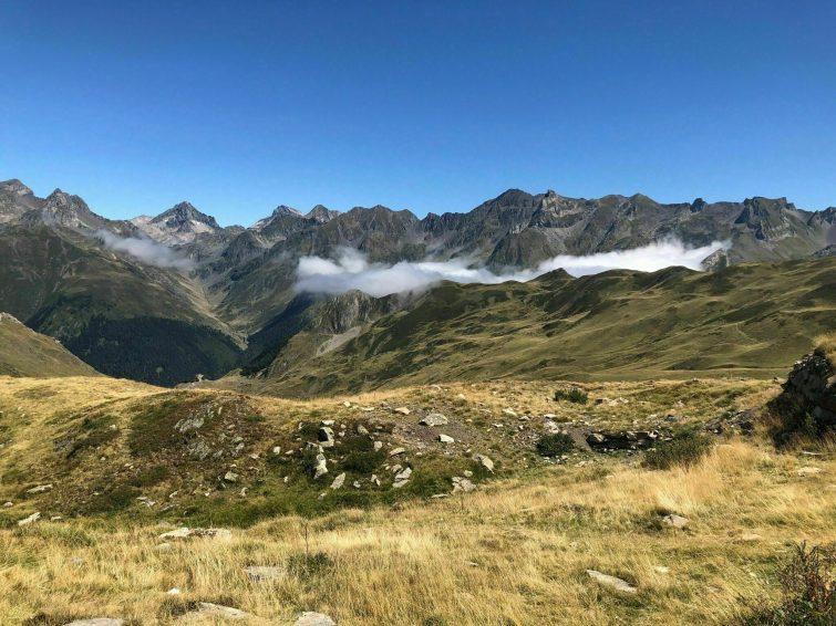 Le Tour du Pic du Midi d'Ossau