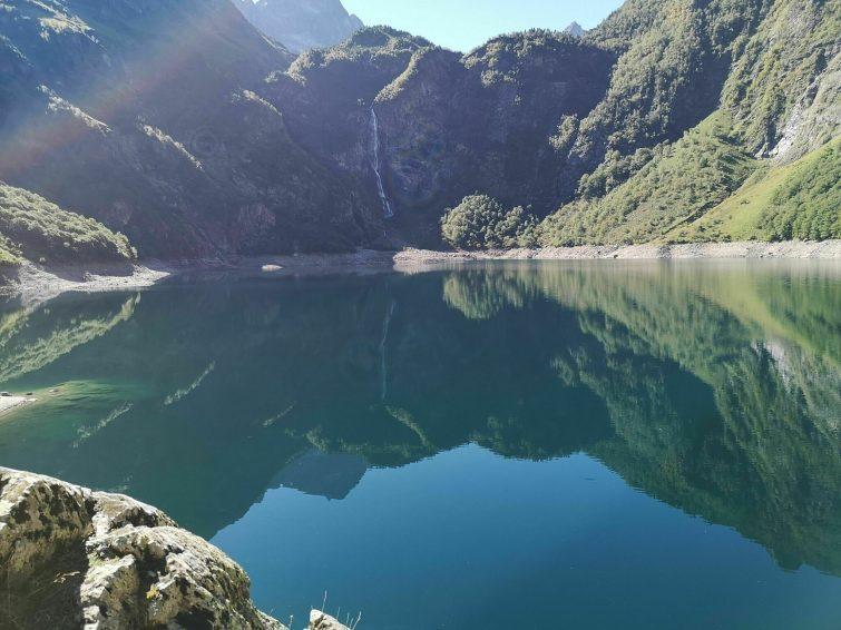 Le lac d'Oô
