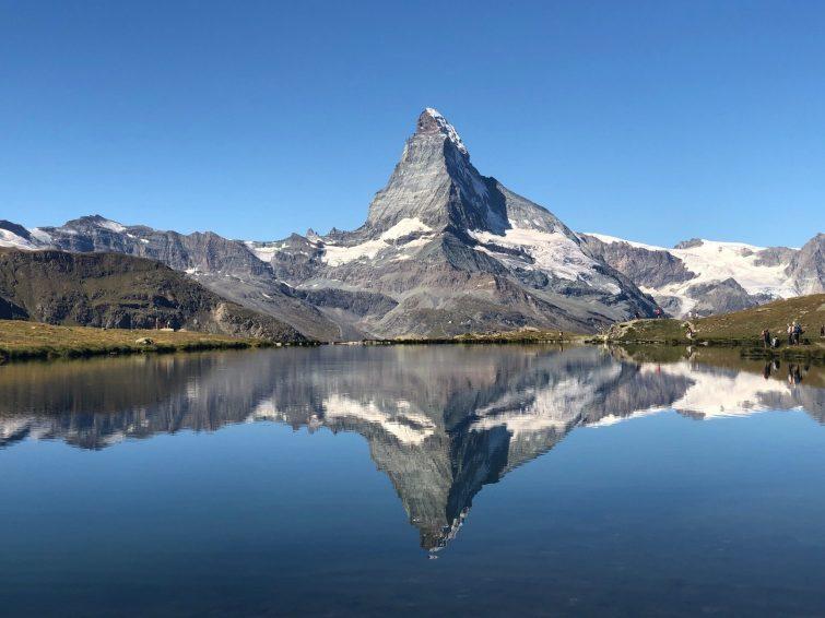 Le sentier des 5 Lacs à Zermatt