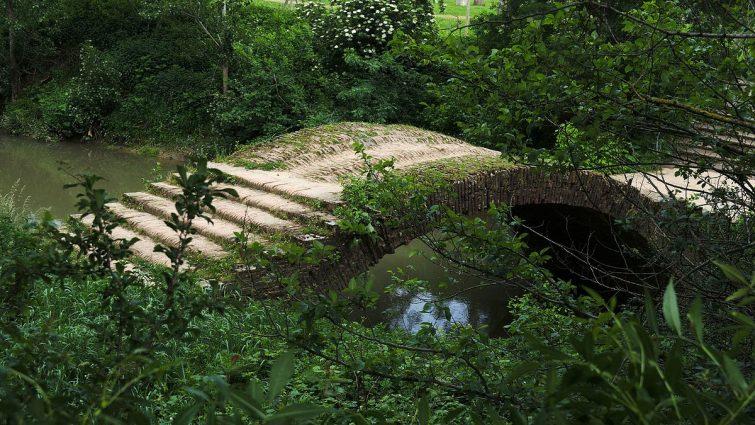 Le sentier du bout de la rivière à L'Isle-Jourdain