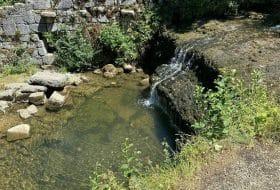 Les Cascades du Hérisson par Bonlieu
