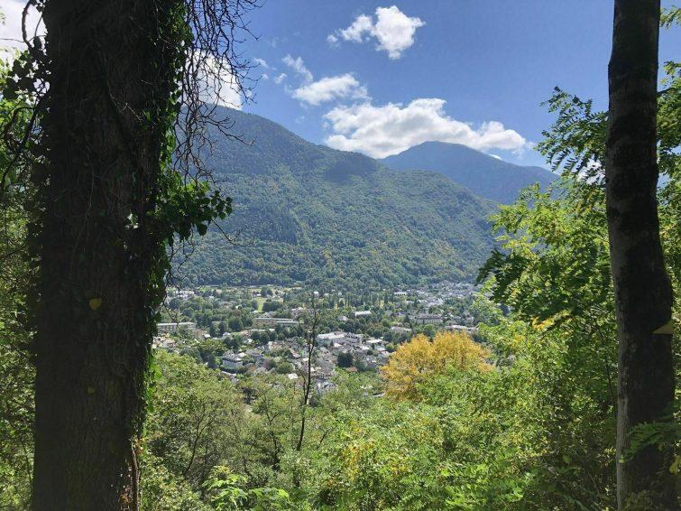 Τα χωριά Cazarelle-Laspin και Saccorville