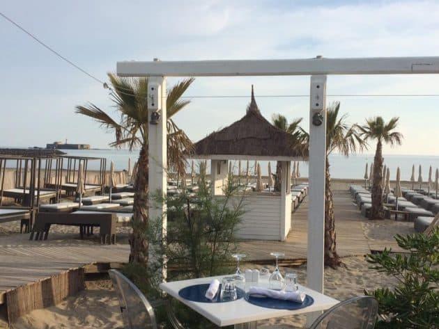 Les 4 meilleures paillotes du Cap d'Agde