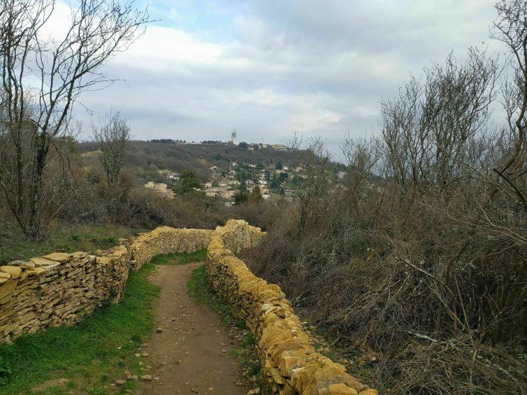Poleymieux-au-Mont-d'Or et le Bas de Saint Fortunat