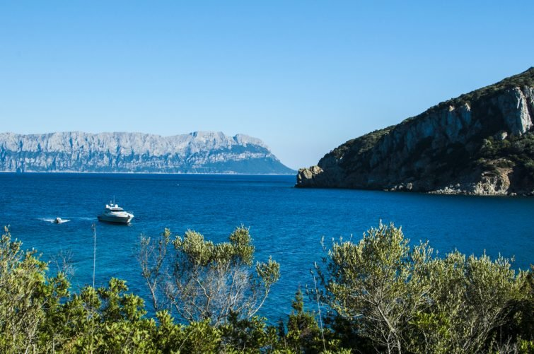 Tavolara - balade bateau Sardaigne
