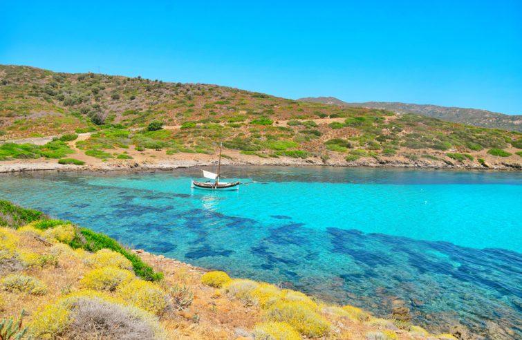 Parc national de l'Asinara - balade bateau Sardaigne