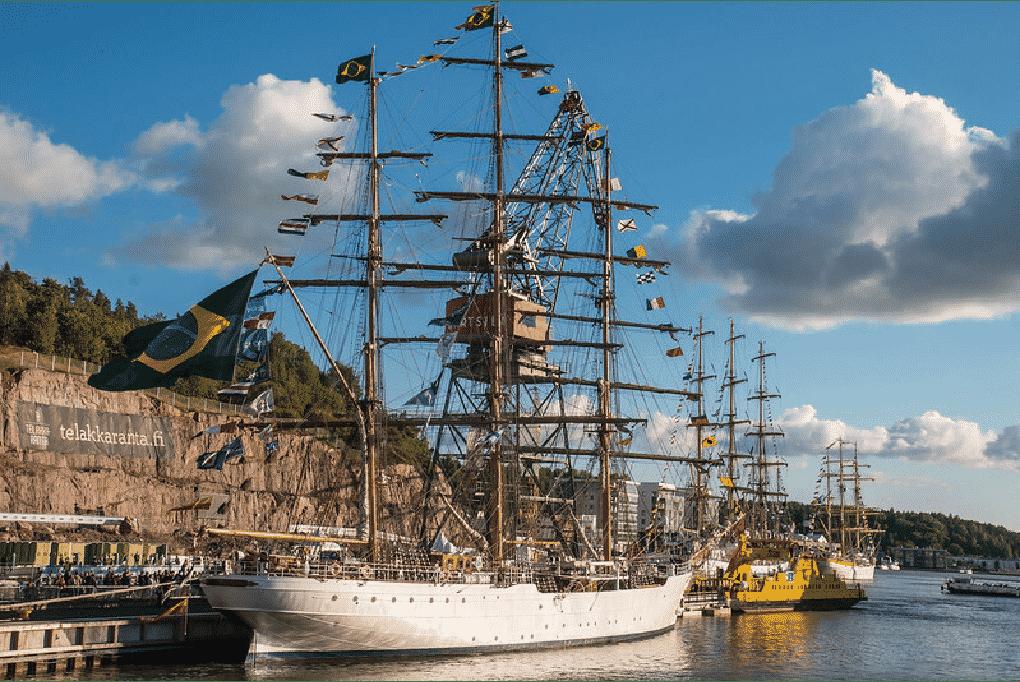 La Tall Ships' Race