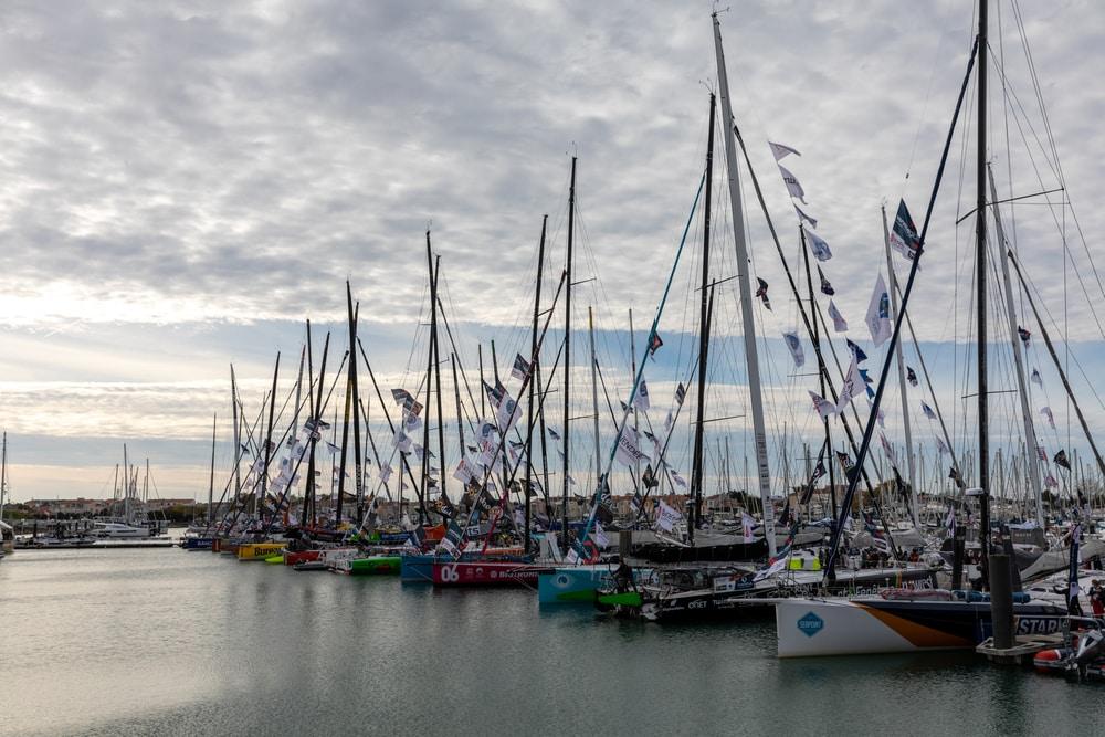 Le Vendée Globe - courses bateaux