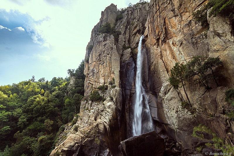 Cascades Corse : Piscia di Gallu
