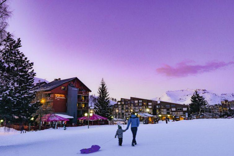 Clubs Belambra hiver : L'orée des pistes