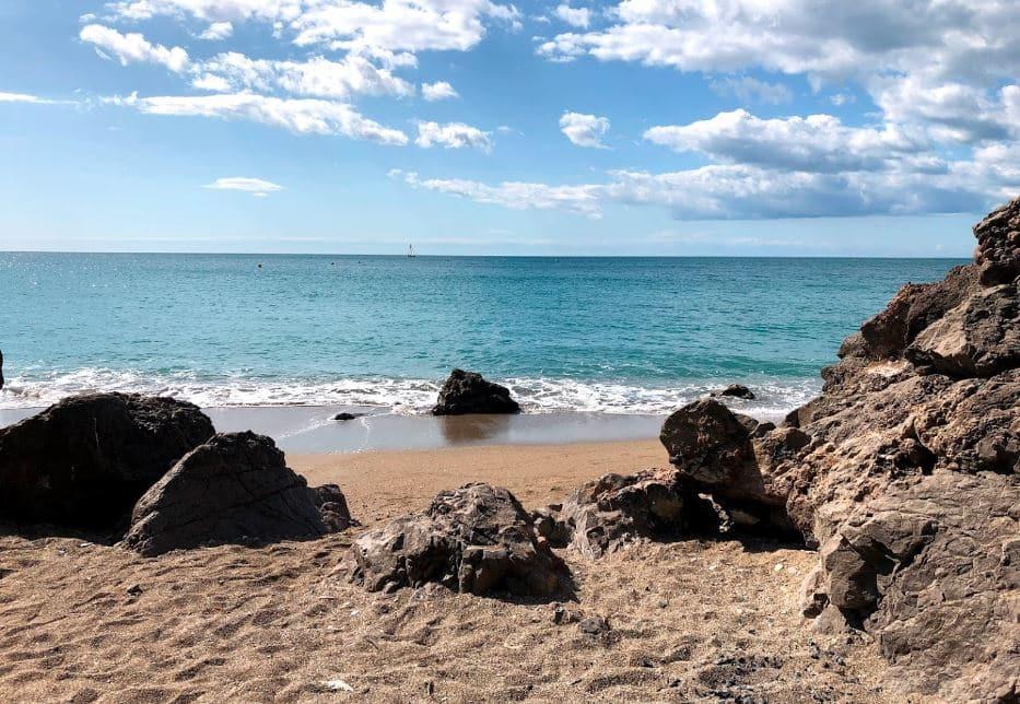 Crique Méditerranée : Crique de l'Anau (la Conque)