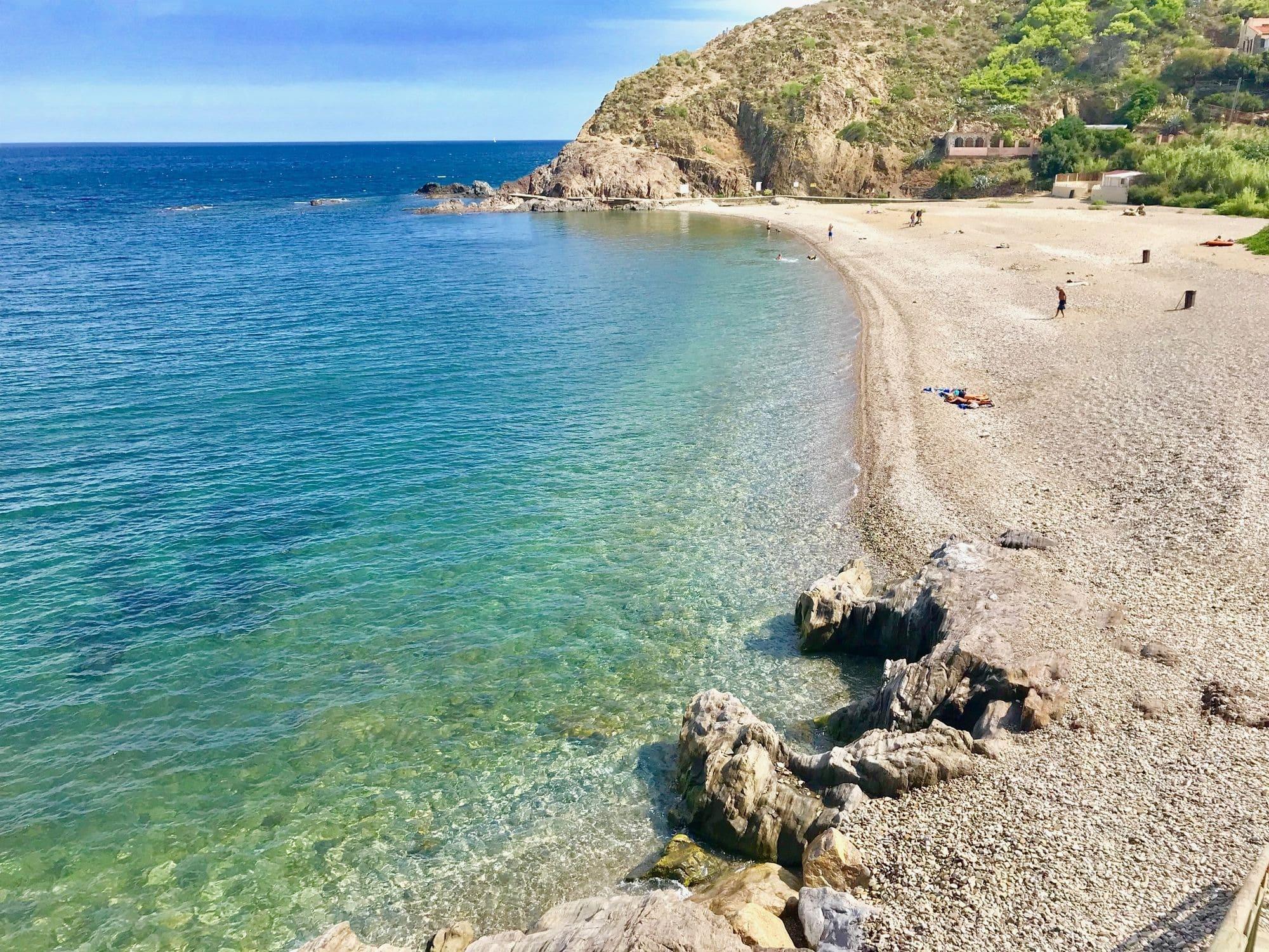 Criques Méditerranée : Crique de L'ouille