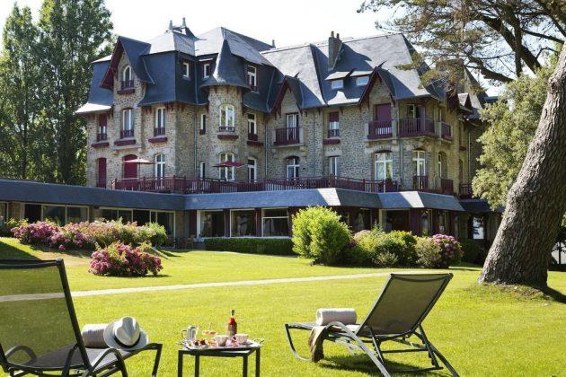 Les 11 meilleurs hôtels à La Baule