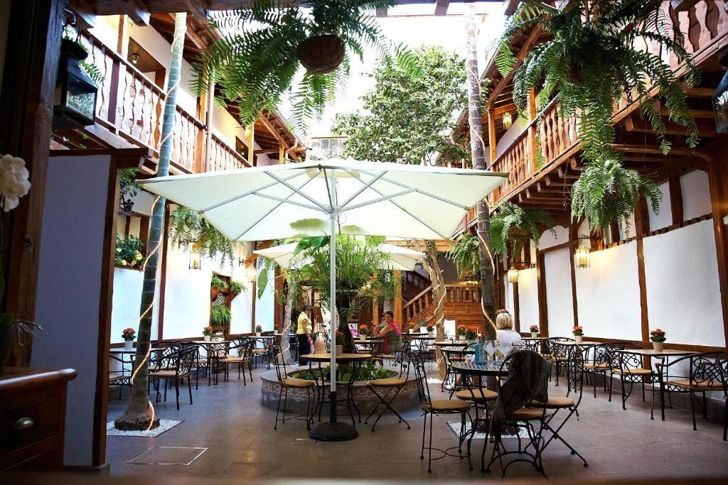 Meilleurs hôtels Tenerife : Hotel Emblemático San Agustin