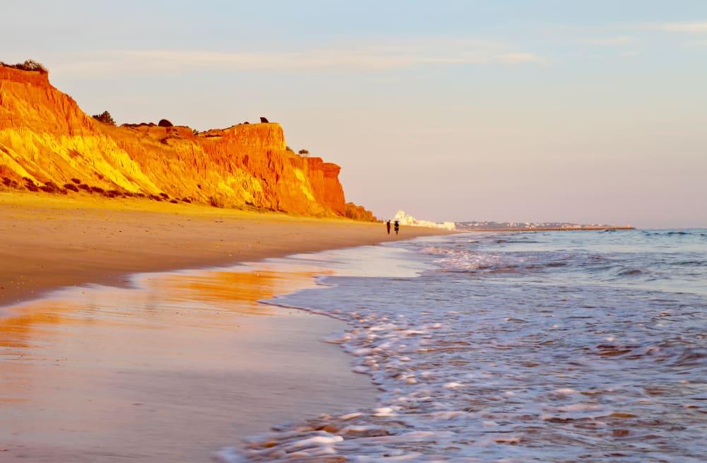Visiter Vilamoura : les plages