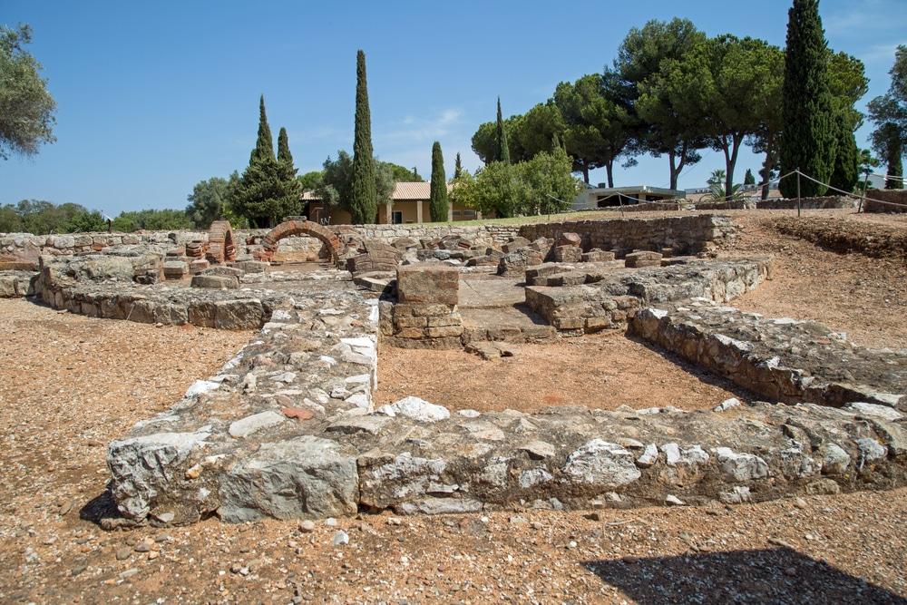 Incontournables Vilamoura :  Ruines romaines de Cerro da Vila