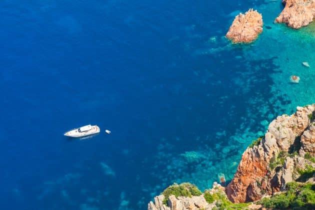 Location de bateau à Algajola : idées d'itinéraires