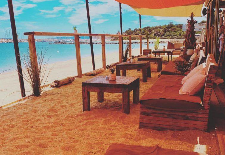 Paillotes Bormes les Mimosas : Welcome Beach