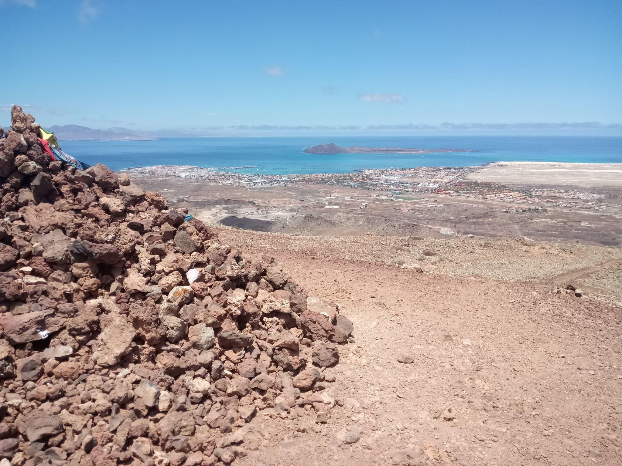 Randonnée Fuerteventura : Sendero Bayuyo