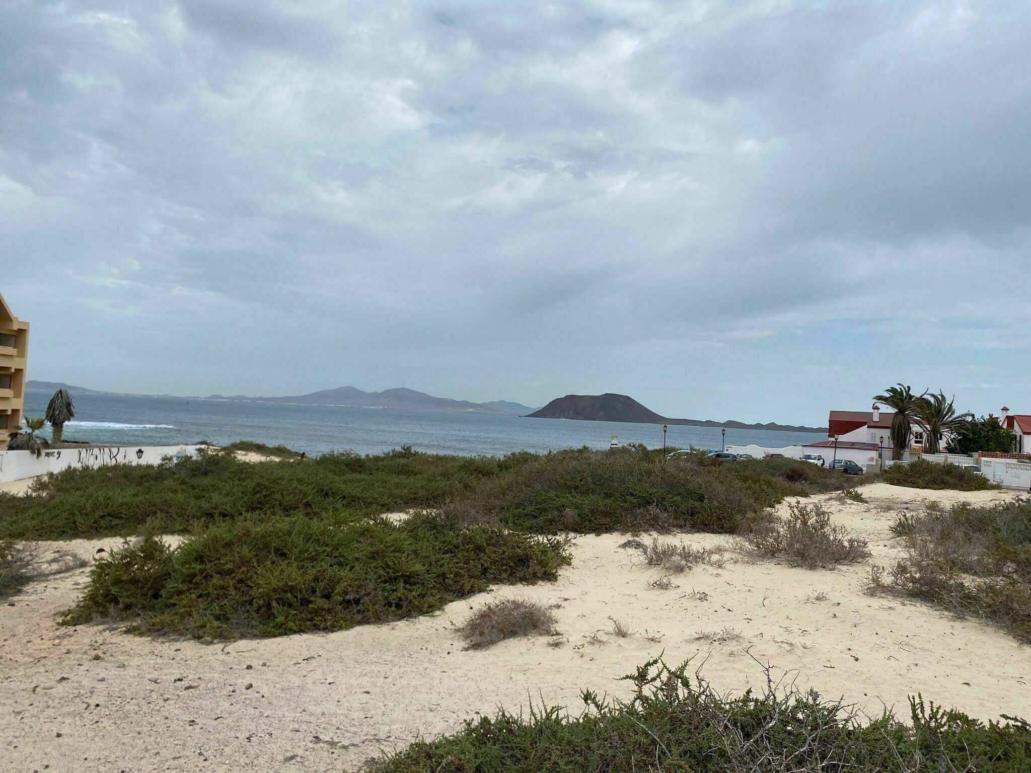 Randonnée Fuerteventura : Dunas de Corralejo