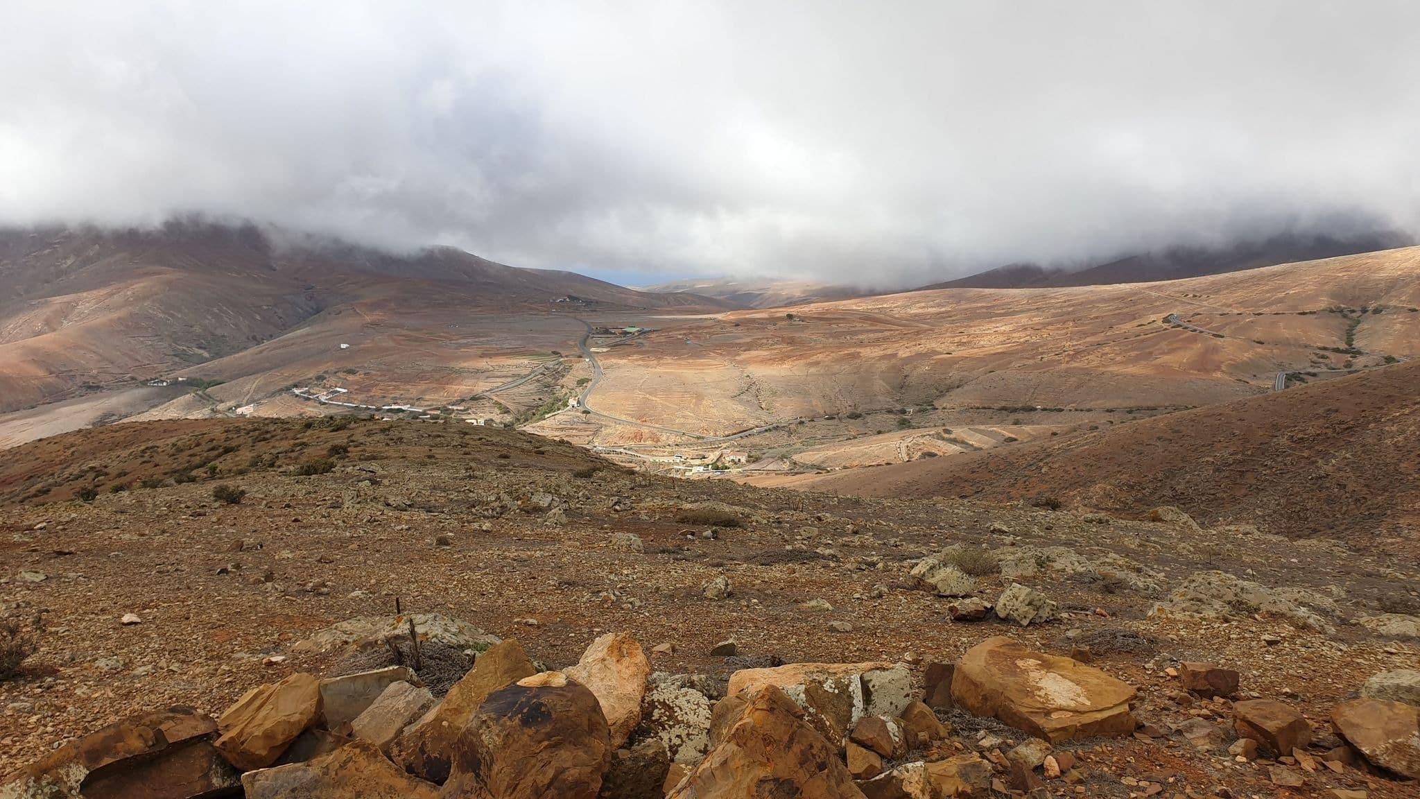 Degollada de Marrubio - Moro de Tegtuno - Morro Velosa