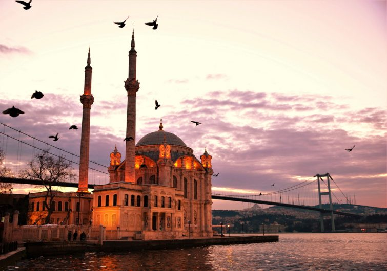 d'Ortaköy