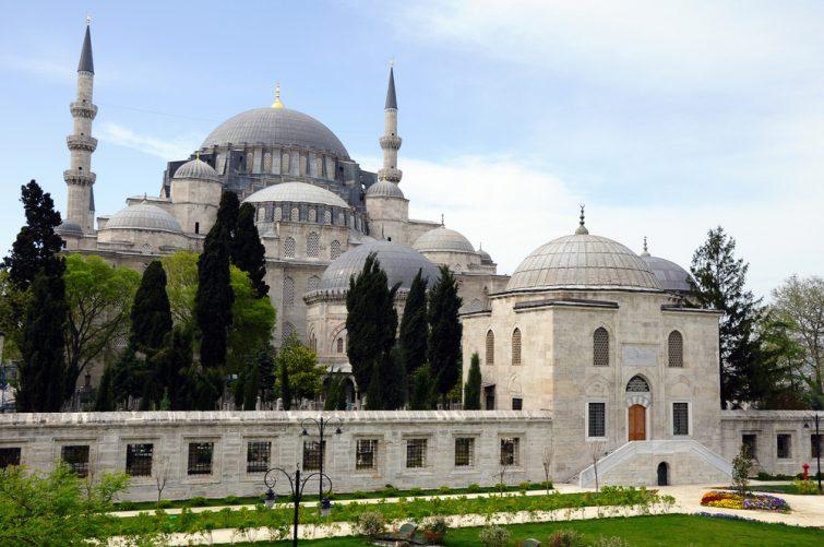 La Mosquée Fatih