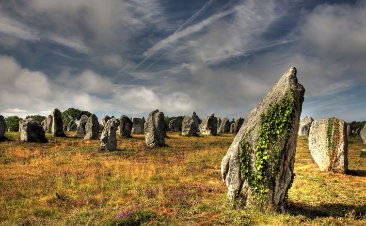 dolmens carnac