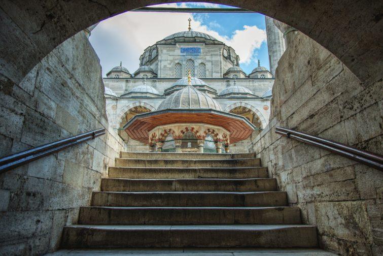 La mosquée Sokollu Mehmet Pasa