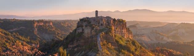 Civita di Bagnoregio: un des plus beaux villages d'Italie !