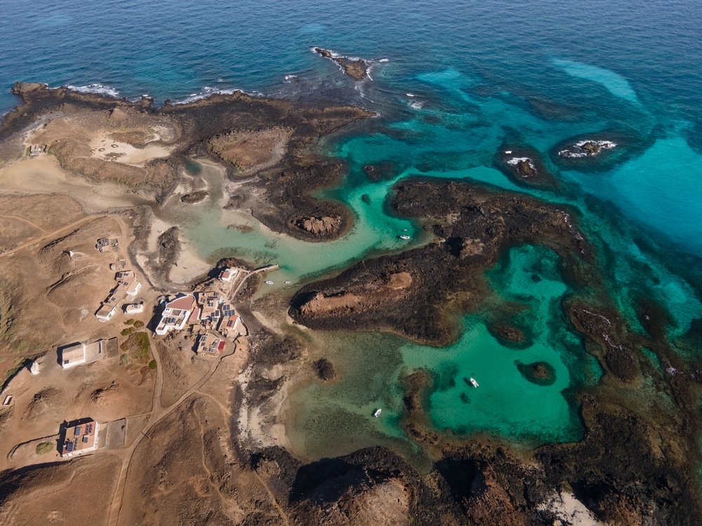 Spots plongée Tenerife
