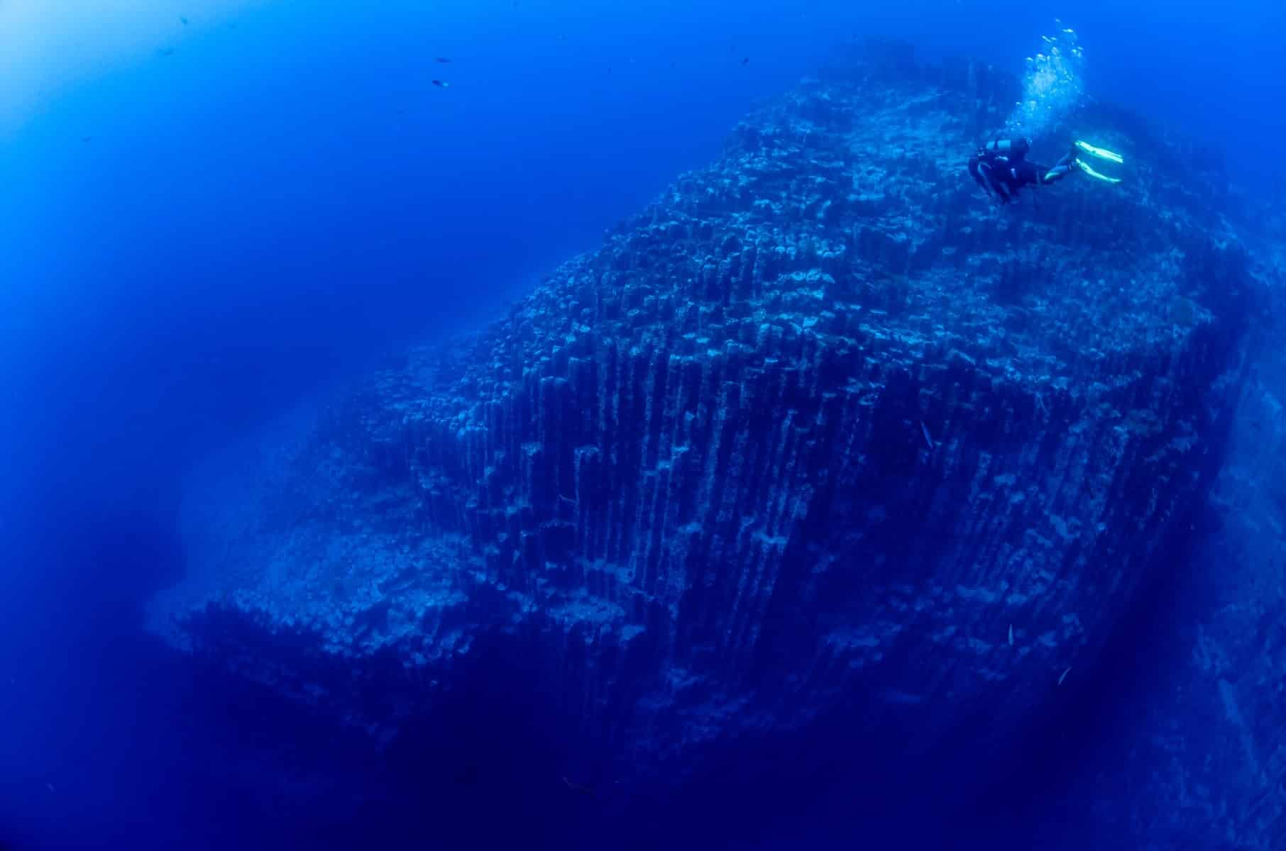 Spot plongée Tenerife : La Rapadura