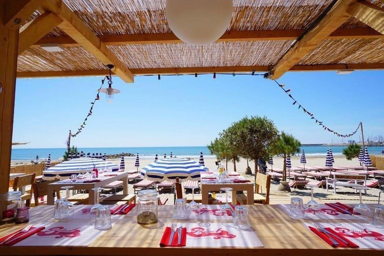 Paillotes Montpellier - The Beach Club