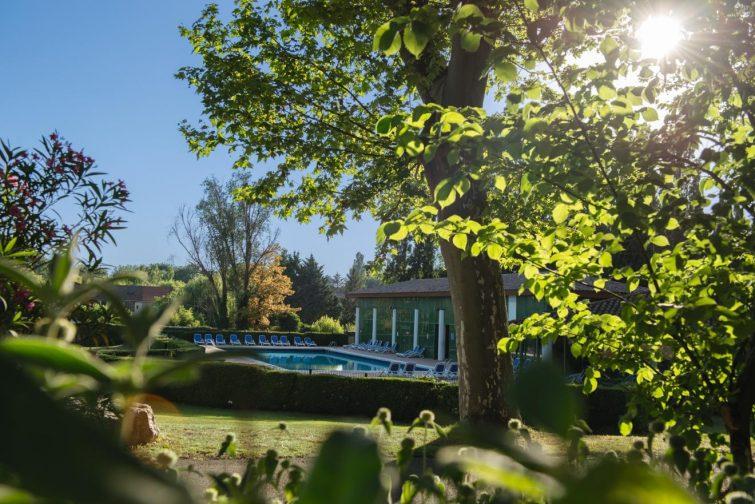 Vacances pension complète : Le Domaine de Mousquety