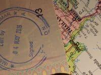 Visa pour la Birmanie