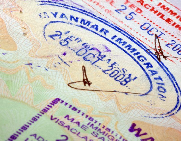 Obtenir son visa pour la Birmanie (Myanmar)