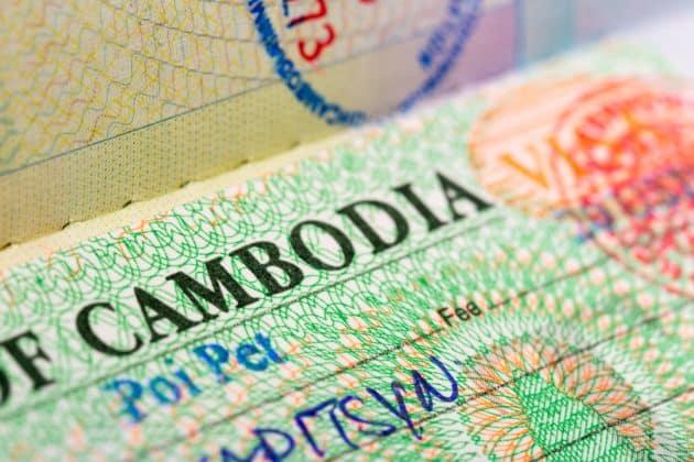 Comment obtenir un visa pour le Cambodge ?