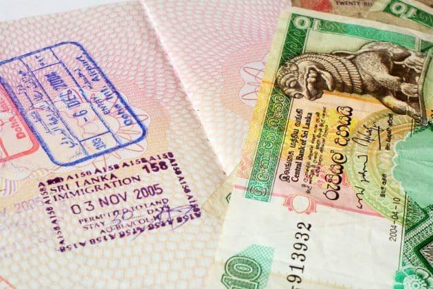 Comment obtenir un visa pour le Sri Lanka ?