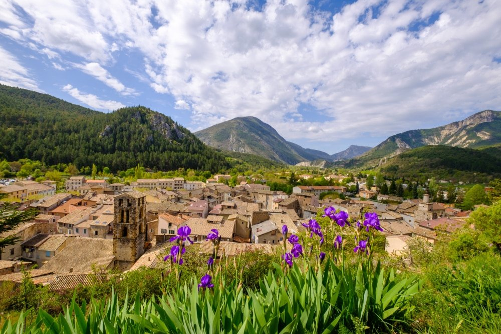 Magnifique village