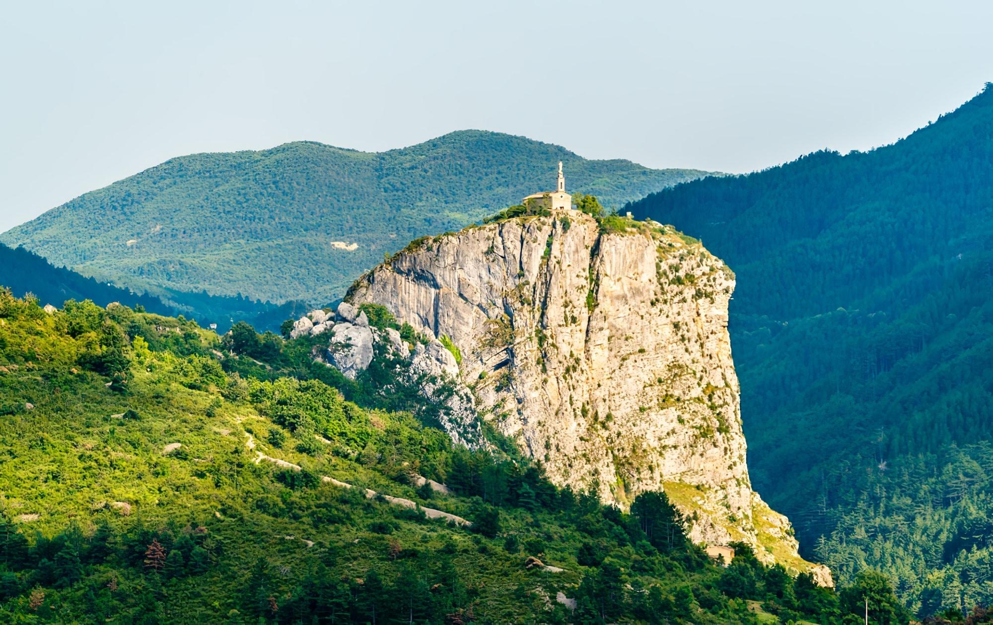 Visiter Castellane : la chapelle