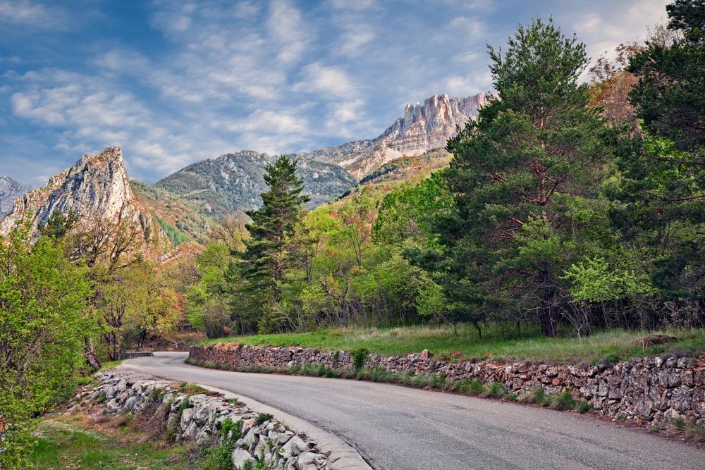 Visiter Castellane : PNR du Verdon