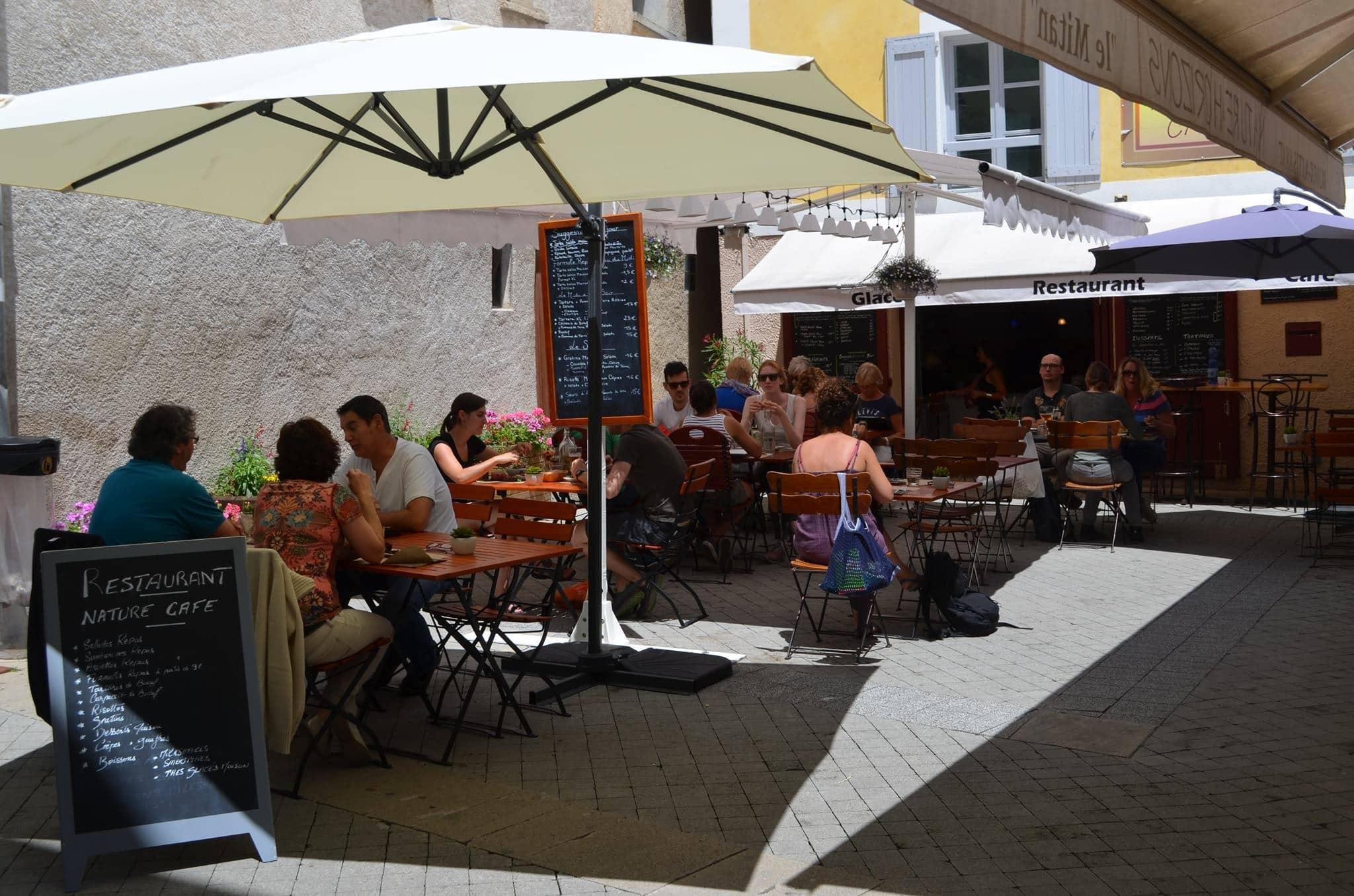 Visiter Castellane : Nature Cafe