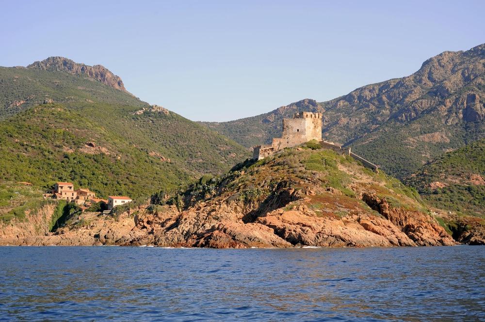 Visiter Golfe de Girolata