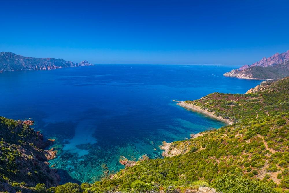 Autres options pour visiter le Golfe de Girolata