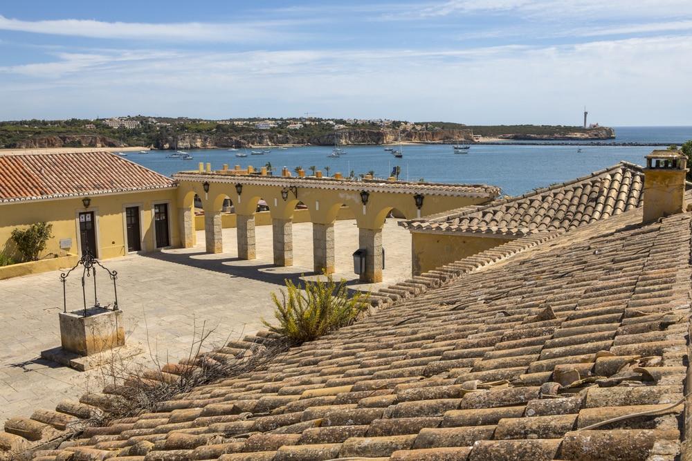 Visiter Portimao : La forteresse Santa Catarina