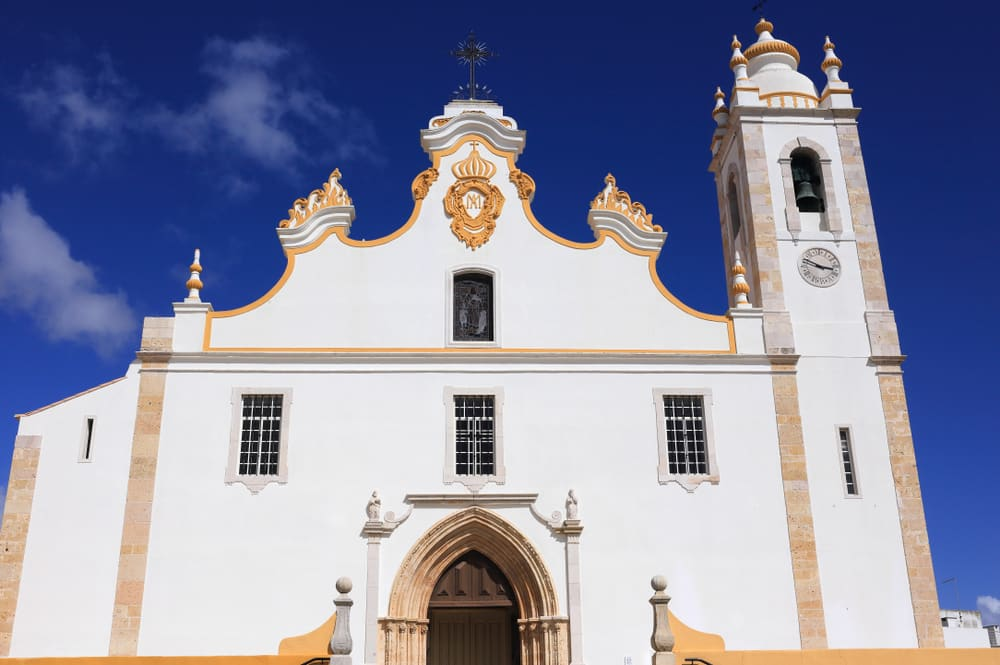 L'église Matriz