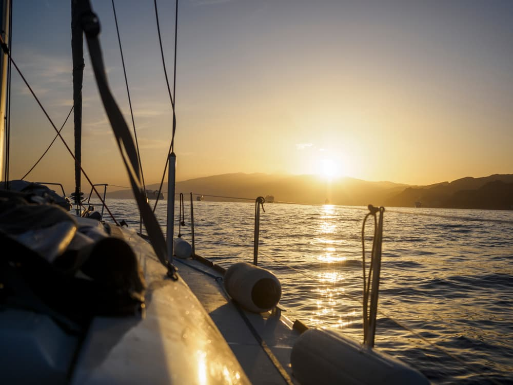 Excursion en voilier pour observer les baleines à Tenerife