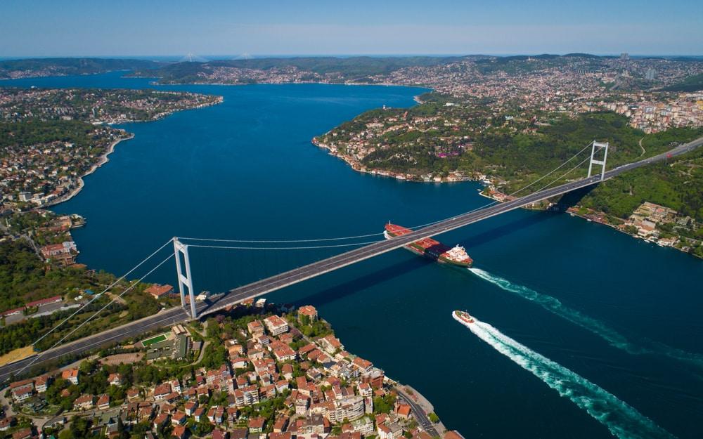 Istanbul, la ville multimillénaire aux nombreux héritages